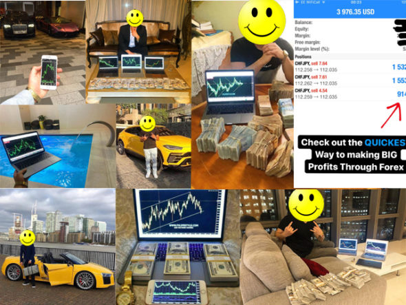 Beware of Forex Scam and Fraud!